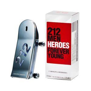 212 heroes man edt 50ml